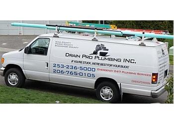 Kent plumber  Drain Pro Plumbing Inc.