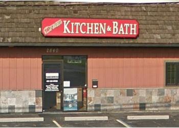 Toledo custom cabinet Dream Kitchens & Baths, Inc.