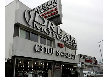 Los Angeles used car dealer Dream Motor Cars, Inc.