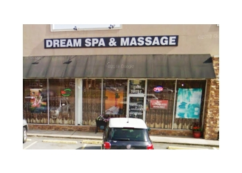 Little Rock massage therapy Dream Spa and Massage