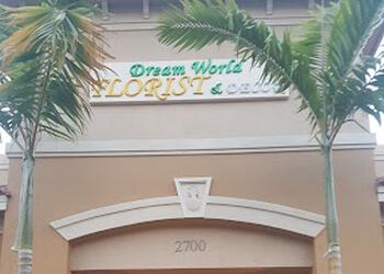 Miramar florist Dream World Florist & Decor