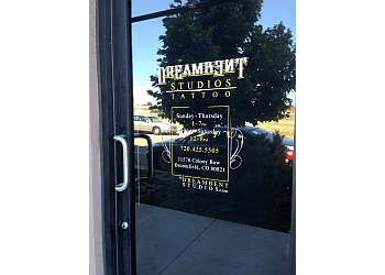 Thornton tattoo shop Dreambent Studios Tattoo