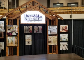 Lubbock custom cabinet DreamMaker Bath & Kitchen
