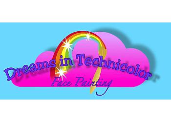Plano face painting Dreams In Technicolor