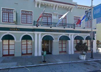 San Francisco funeral home Driscoll's Valencia Street Serra Mortuary