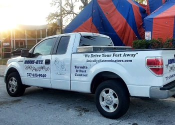 Clearwater pest control company Drive-Bye Exterminators