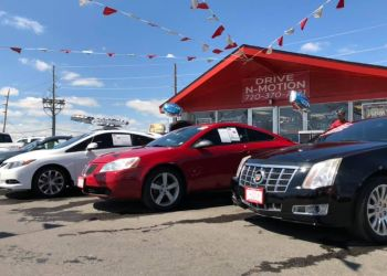 Thornton used car dealer Drive N-Motion