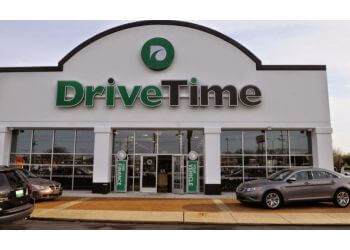 Memphis used car dealer DriveTime