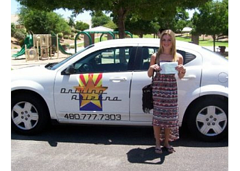 Gilbert driving school Driving Arizona