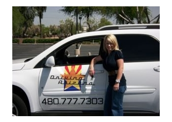 Peoria driving school Driving Arizona LLC
