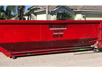 Cape Coral junk removal Drop N' Go Disposal