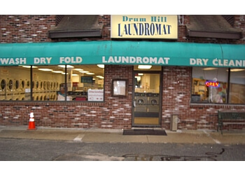 Lowell dry cleaner Drum Hill Laundromat