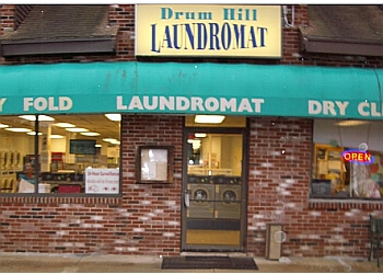 Lowell dry cleaner Drum Hill Laundromat & Dry Cleaners