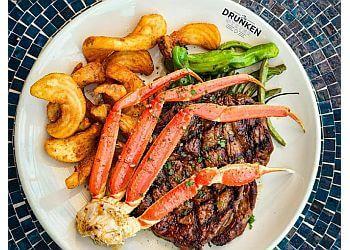 Amarillo seafood restaurant Drunken Oyster