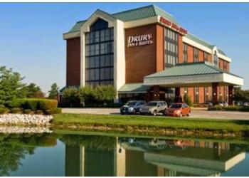 Evansville hotel Drury Hotels