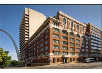 St Louis hotel Drury Plaza Hotel