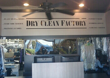 Corona dry cleaner Dry Clean Factory