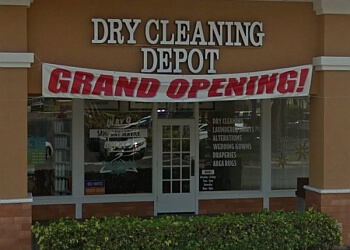 Coral Springs dry cleaner Dry Cleaning Depot