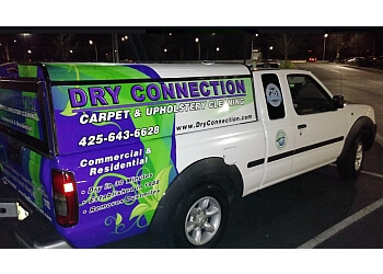Bellevue carpet cleaner Dry Connection Carpet Cleaning