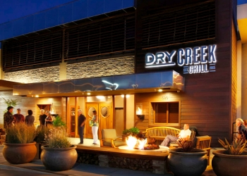 San Jose american restaurant Dry Creek Grill