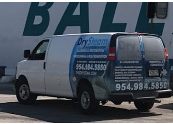 Fort Lauderdale carpet cleaner DrySteam Cleaning & Restoration