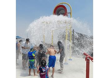 Palmdale amusement park Dry Town Water Park