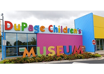 Naperville places to see DuPage Children's Museum
