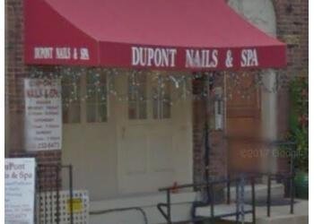Washington nail salon DuPont Nails & Spa
