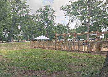 Huntsville public park Dublin Park
