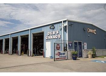 Corpus Christi car repair shop Dub's Garage
