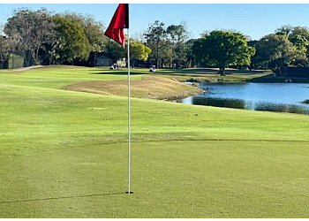 Orlando golf course Dubsdread Golf Course