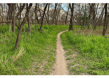 Garland hiking trail Duck Creek Greenbelt