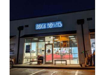 Charlotte donut shop Duck Donuts