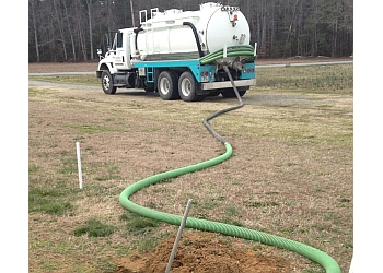 Norfolk septic tank service Duck's Septic Tank Service
