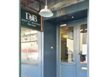 Honolulu french restaurant Duc's Bistro