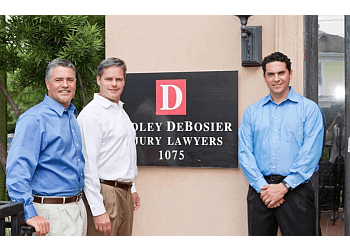 Shreveport social security disability lawyer Dudley DeBosier Injury Lawyers