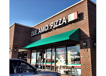 Charlotte pizza place Due Amici Pizza