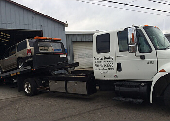 Fresno towing company Duenas Towing