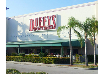 Port St Lucie sports bar Duffy's Sports Grill
