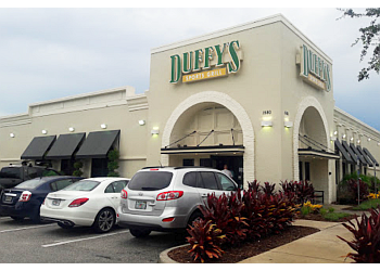 Tampa sports bar Duffy's Sports Grill