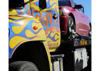 Albuquerque towing company Dugger's Services