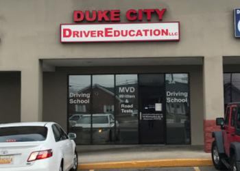 Albuquerque driving school Duke City Driver Education, LLC
