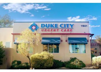 Albuquerque urgent care clinic Duke City Urgent Care