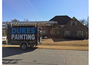 Tulsa painter Dukes Painting