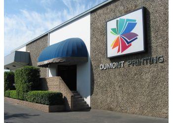 Fresno printing service Dumont Printing