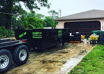Port St Lucie junk removal Dump It Junk Removal Inc.