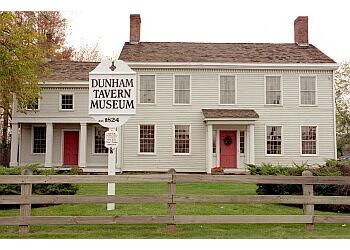 Cleveland landmark Dunham Tavern Museum