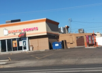 Colorado Springs donut shop Dunkin' Donuts