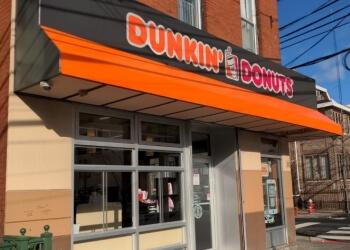 Jersey City donut shop Dunkin' Donuts