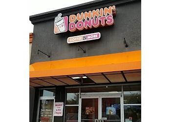 St Petersburg donut shop Dunkin' Donuts